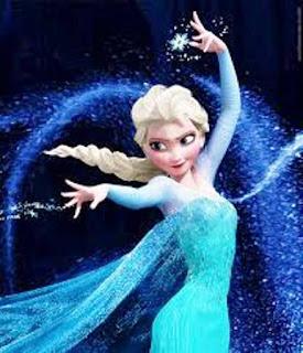 Gambar Elsa Frozen