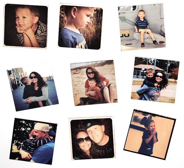 DIY Instagram Magnets