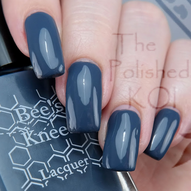 Bee's Knees Lacquer Greylings