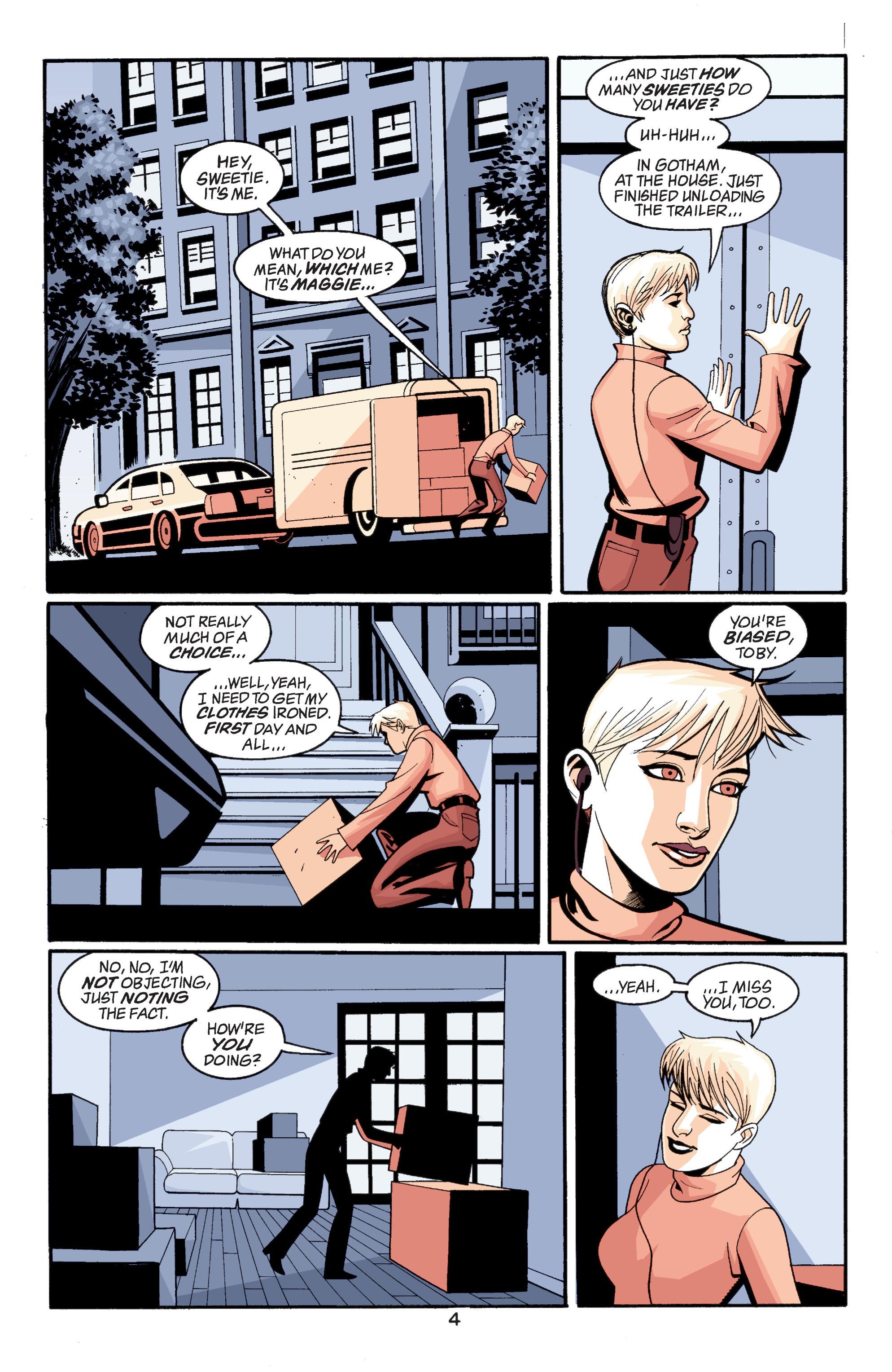 Detective Comics (1937) 764 Page 4