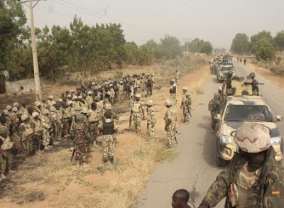 boko haram attack soldiers sambisa forest