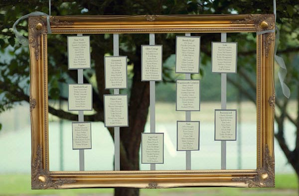 parentesi wedding blog diy idee per tableau du mariage table plan. Black Bedroom Furniture Sets. Home Design Ideas