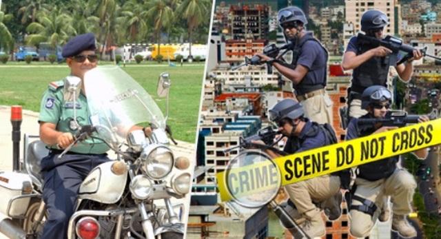 Bangladesh Police Activities & Internal Security Management