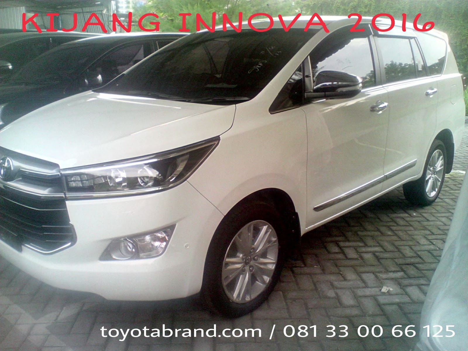 Harga Toyota All New Kijang Innova Lampu Belakang Grand Avanza Spesifikasi Khusus Dan Fitur Canggih