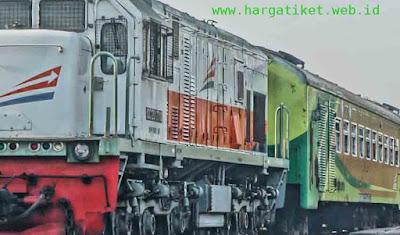 Harga Tiket Kereta Api Logawa Bulan Juli 2018
