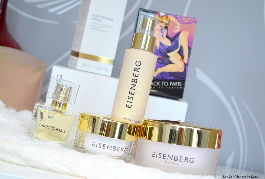 cosmetique luxe - beaute - valeur - creative - corps - visage - soins