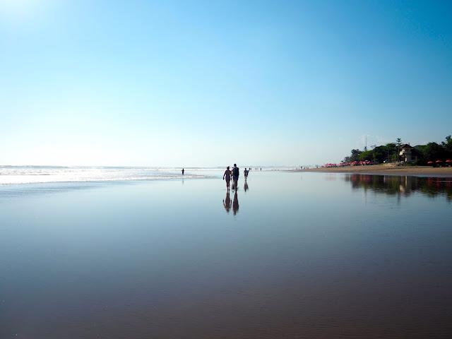 Double Six Beach, Legian, Bali, Indonesia