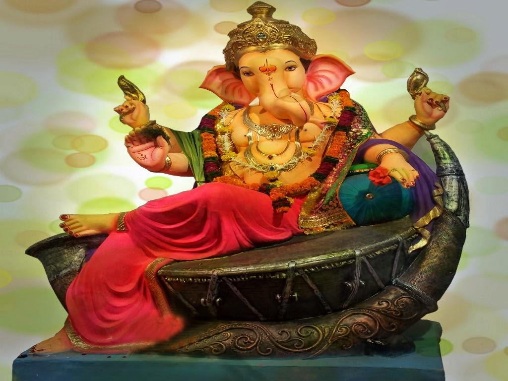 Www Hindu God Wallpaper Com Cute Ganeshji Ganpati Bappa Wallpapers Ganesha Deva Photos Festival