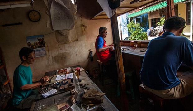 Kampung Batik Laweyan Didorong Terapkan Teknologi Digital