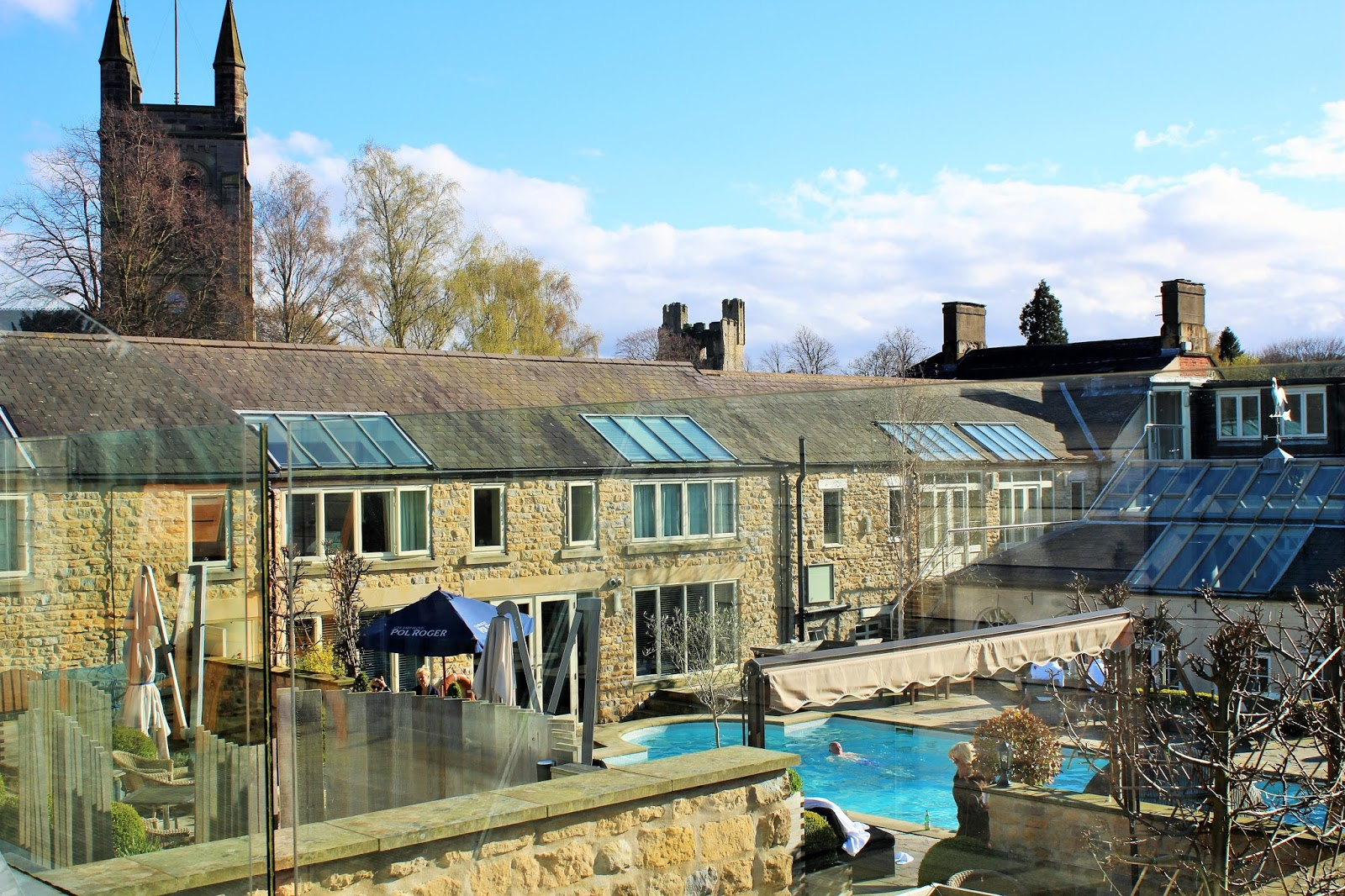 A Trip to North Yorkshire 16 - The Feversham Arms Hotel