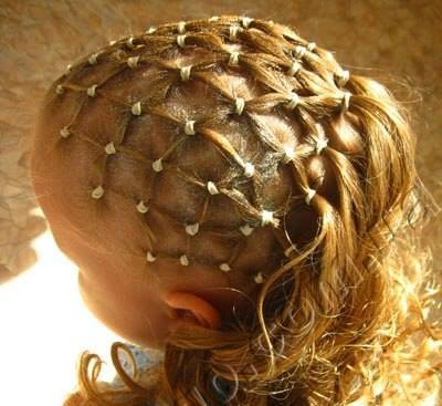 A Simple Hairstyles for Girls