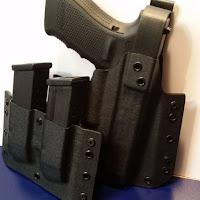 Statureman Custom Holsters: Glock Custom Kydex Holster