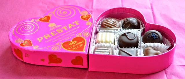 Chocolates by Prestat