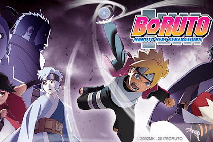 Download Video Boruto: Naruto Next Generations Subtitle Indonesia Episode Terlengkap