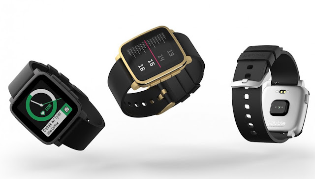 Pebble Reveals Trio Of New Devices: No Longer Just A Smartwatch Company