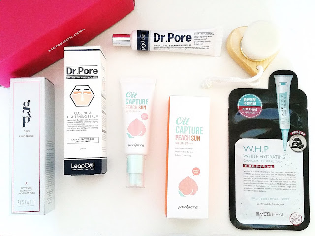 Memebox Poreless & Perfect Box Unboxing #poresnomore