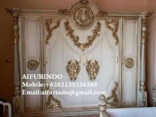Classic furniture Indonesia,Antique Furniture Indonesia,French Furniture Indonesia,Classic painted furniture Jepara code A315