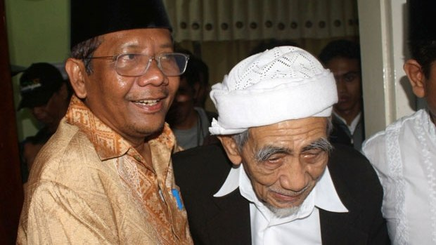 Mahfud MD: Kami Tak Akan Bela Kader HMI yang Rusuh, Dihukum Saja