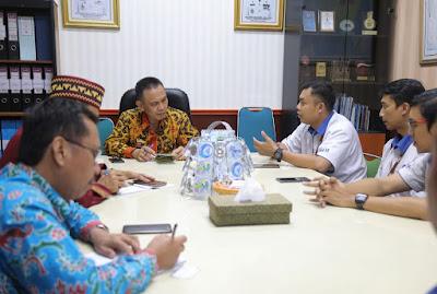 PT. PNM Siap Bersinergi Bersama Pemprov Lampung Majukan UMKM