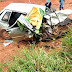 Colisão na BR-364 entre três veículos deixa duas mulheres mortas, crianças e motorista feridos