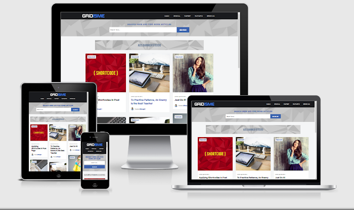 Download Template Blogspot Mirip Blog PanduanIM Gratis