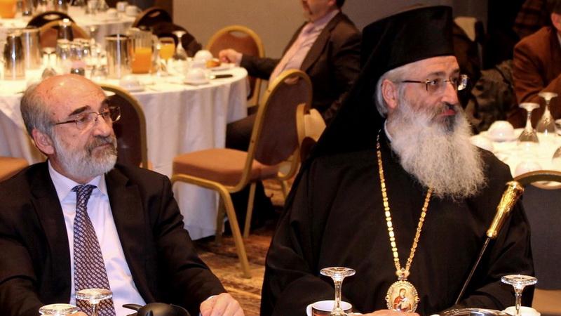 Κοινή ανοιχτή επιστολή Άνθιμου - Λαμπάκη προς τον Ρετζέπ Ταγίπ Ερντογάν