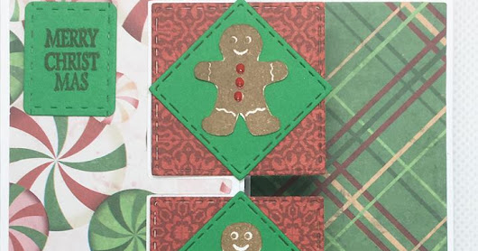 Gingerbread Swing Cards