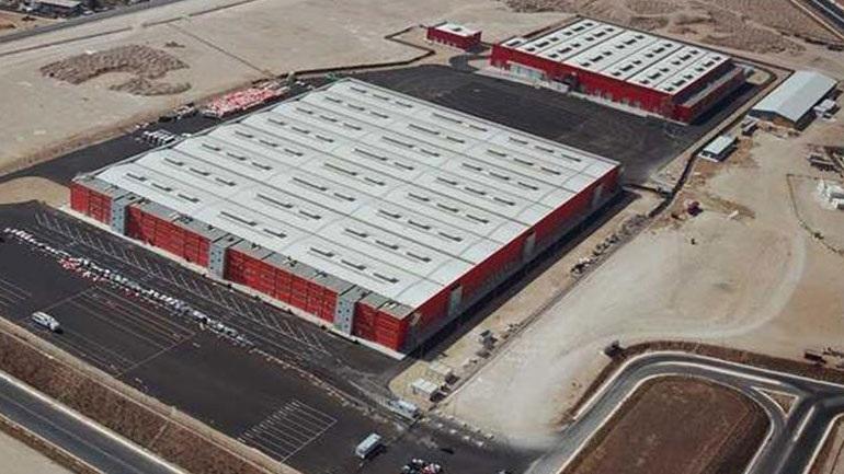 Το μεγαλύτερο εμπορευματικό κέντρο γίνεται στο Θριάσιο