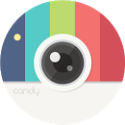 Download Free Candy Camera-Selfie, Beauty Camera, Photo Editor Latest Version Android app