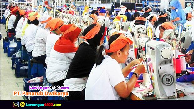 Lowongan Kerja PT. Panarub Dwikarya Kota Tangerang