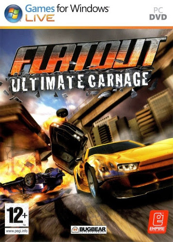 FlatOut: Ultimate Carnage PC Full Español