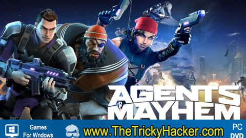 Agents of Mayhem Free Download Full Version Game PC
