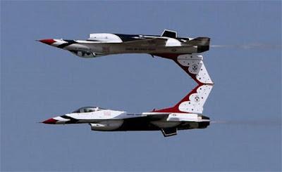 عرض طائرات عسكرية رائع فى رومانيا
