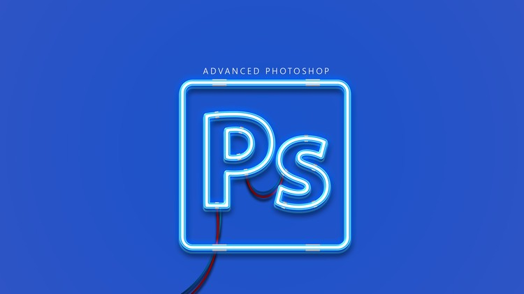 Advanced Photoshop with practical projects - Udemy Course