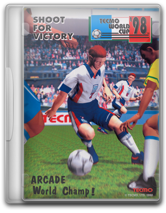 Tecmo World Cup 98 (Arcade)