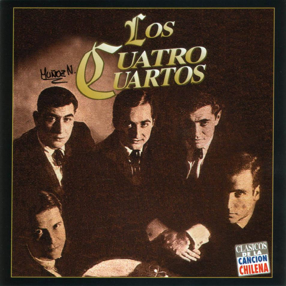 Voces de la Patria Grande: Los Cuatro Cuartos - 1964 - reedicion 1994