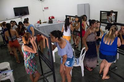SERVIÇO DE CONVIVÊNCIA E FORTALECIMENTO DE VÍNCULO DO CRAS EM IGUAPE