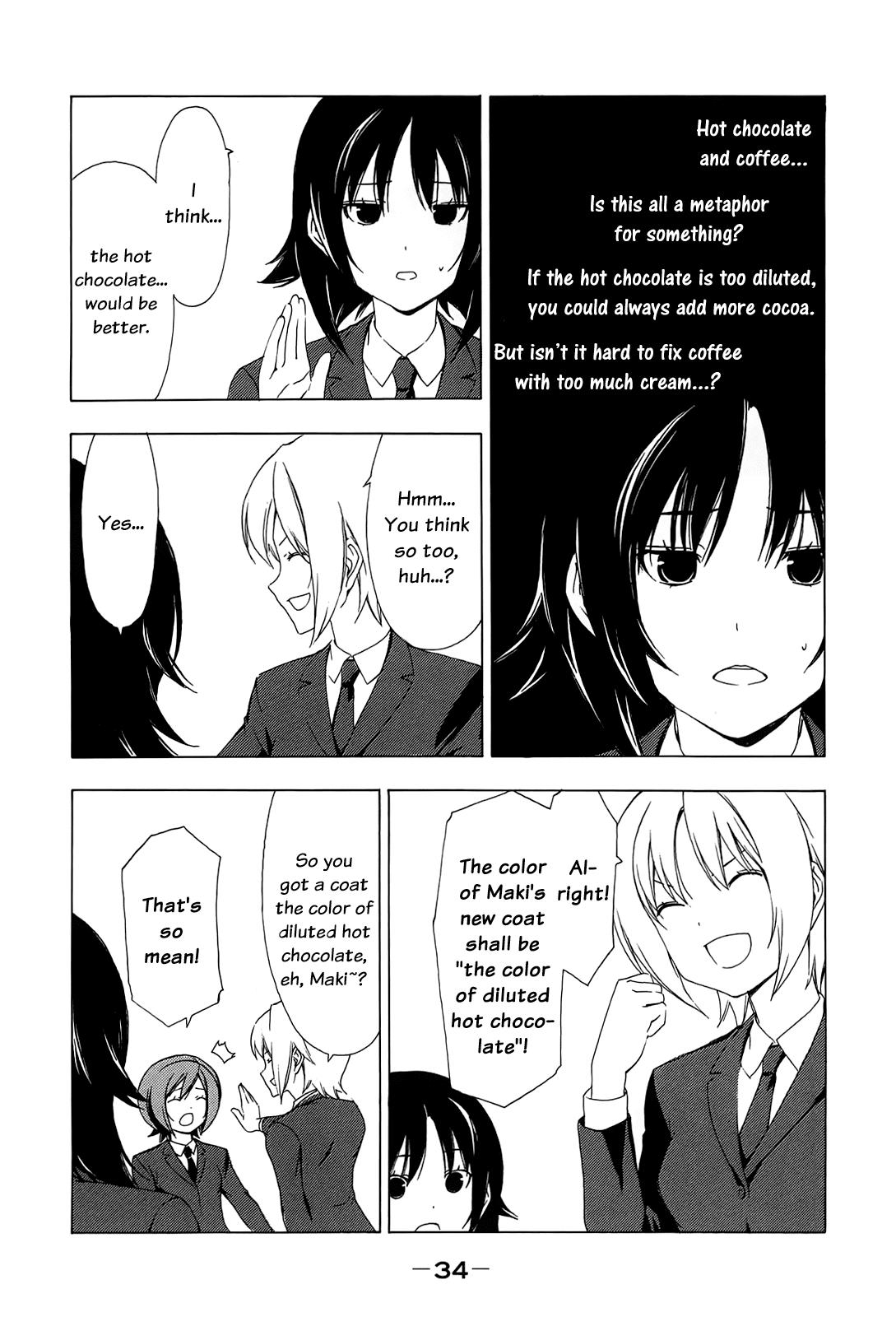 Minami-ke - Chapter 147