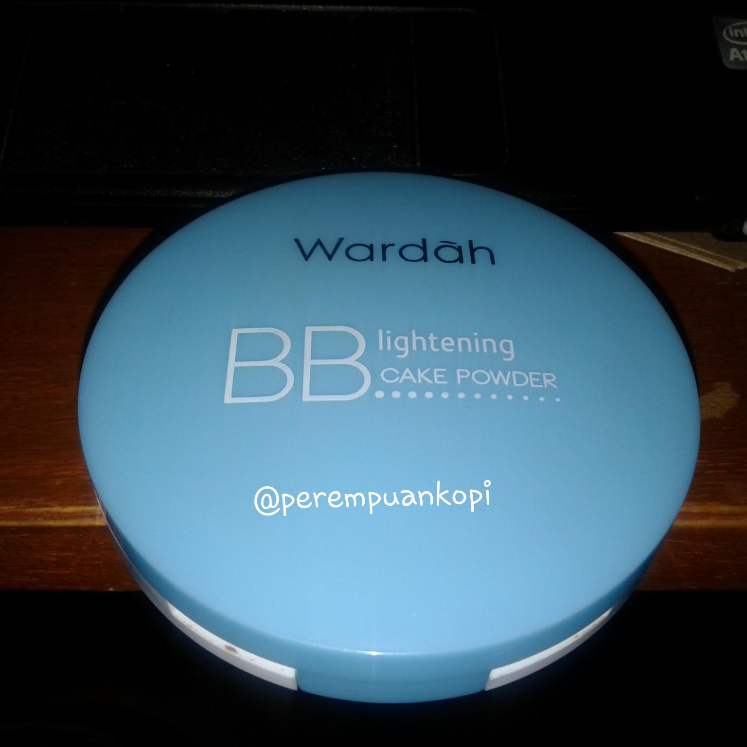 Wardah Bb Lightening Cake Powder Bikin Jerawatan