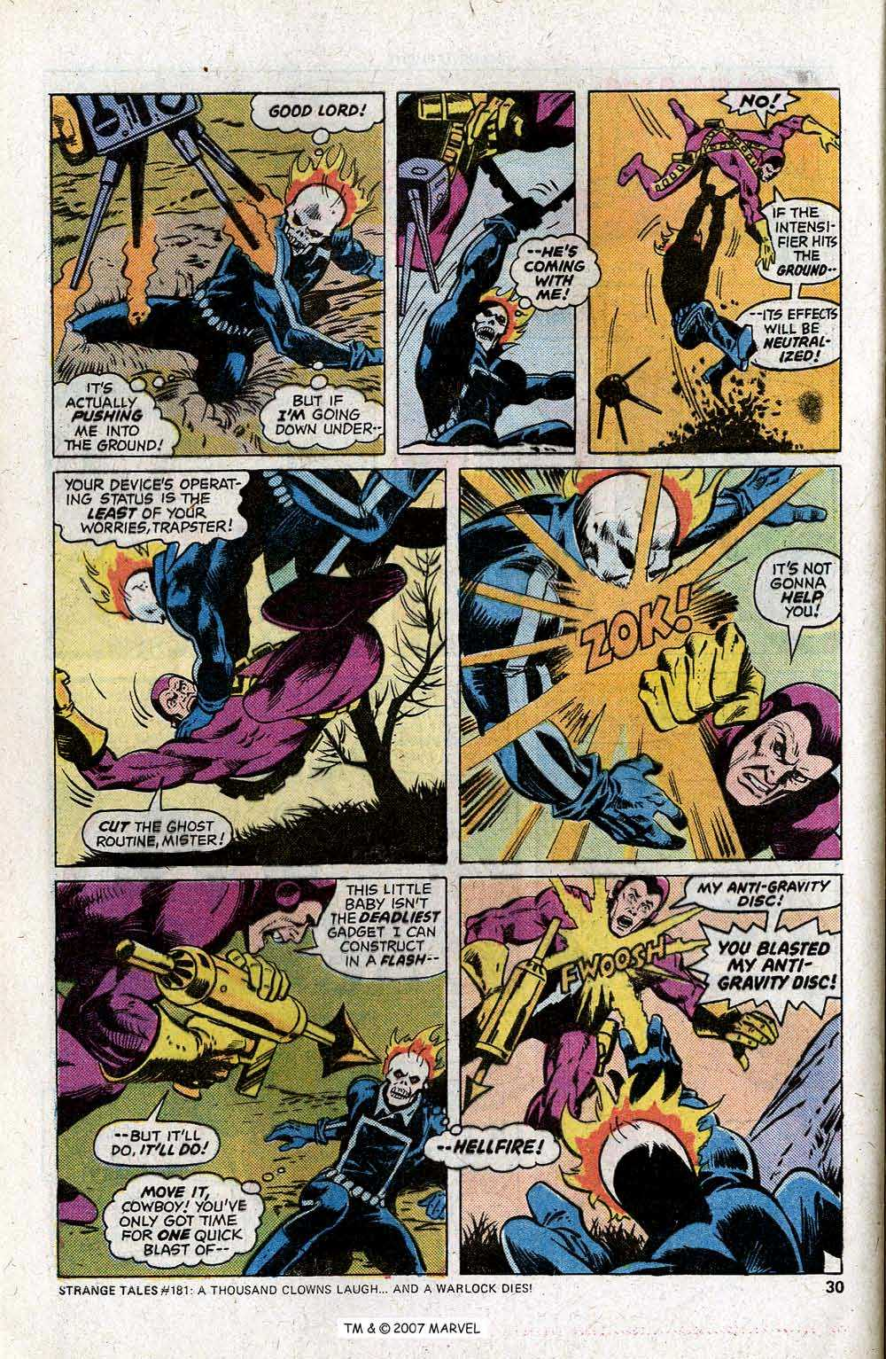 Ghost Rider (1973) Issue #13 #13 - English 32