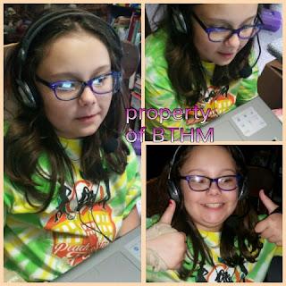 miss grace adn kidzgear headphones collage