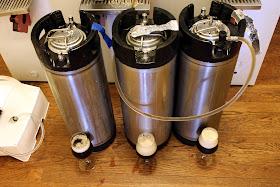 From left to right: Barrel, Liquor, Oak