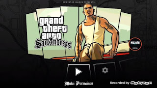 GTA SA Lite APK MOD CLEO Bahasa Indonesia No Root + DATA