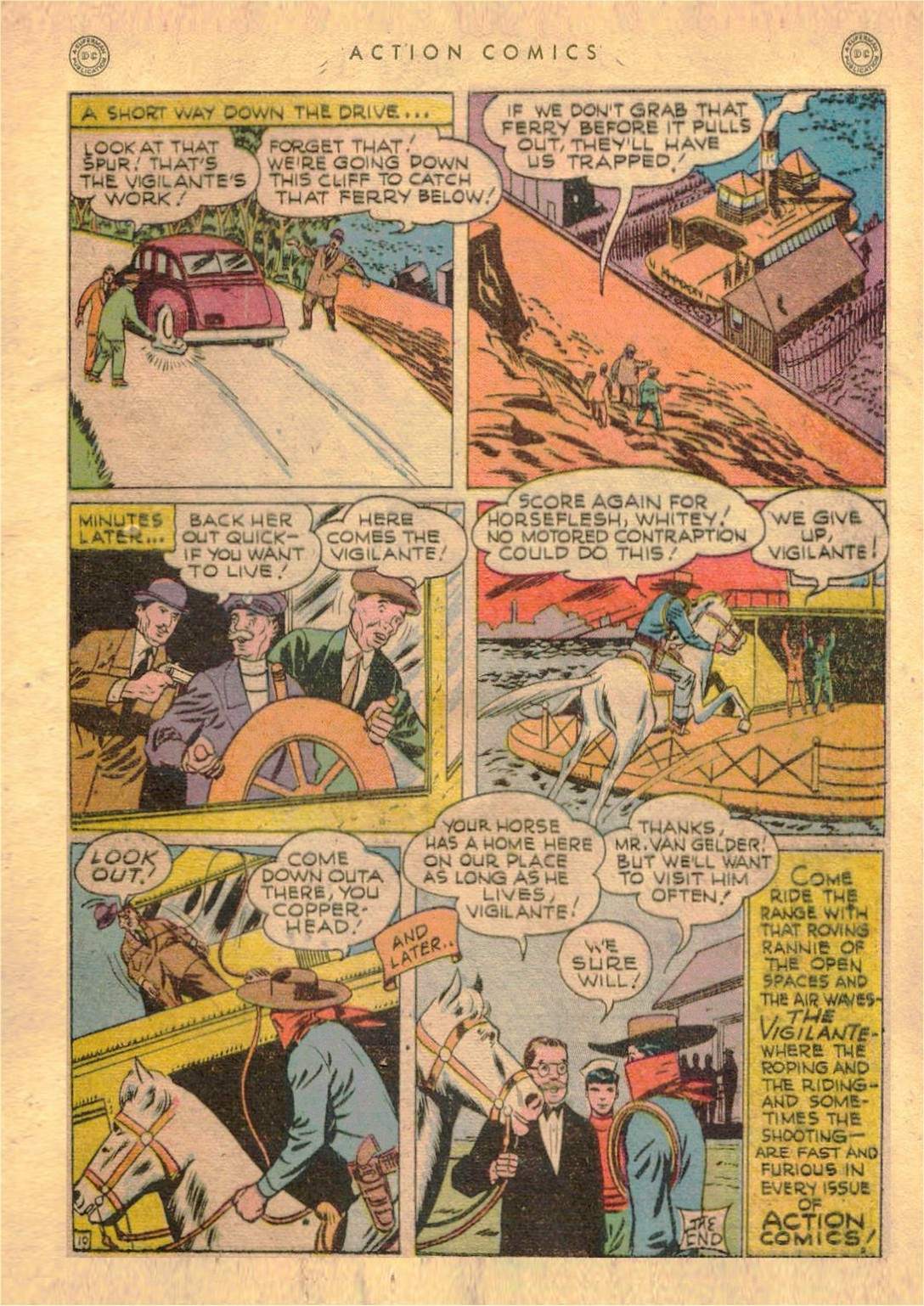 Read online Action Comics (1938) comic -  Issue #107 - 44