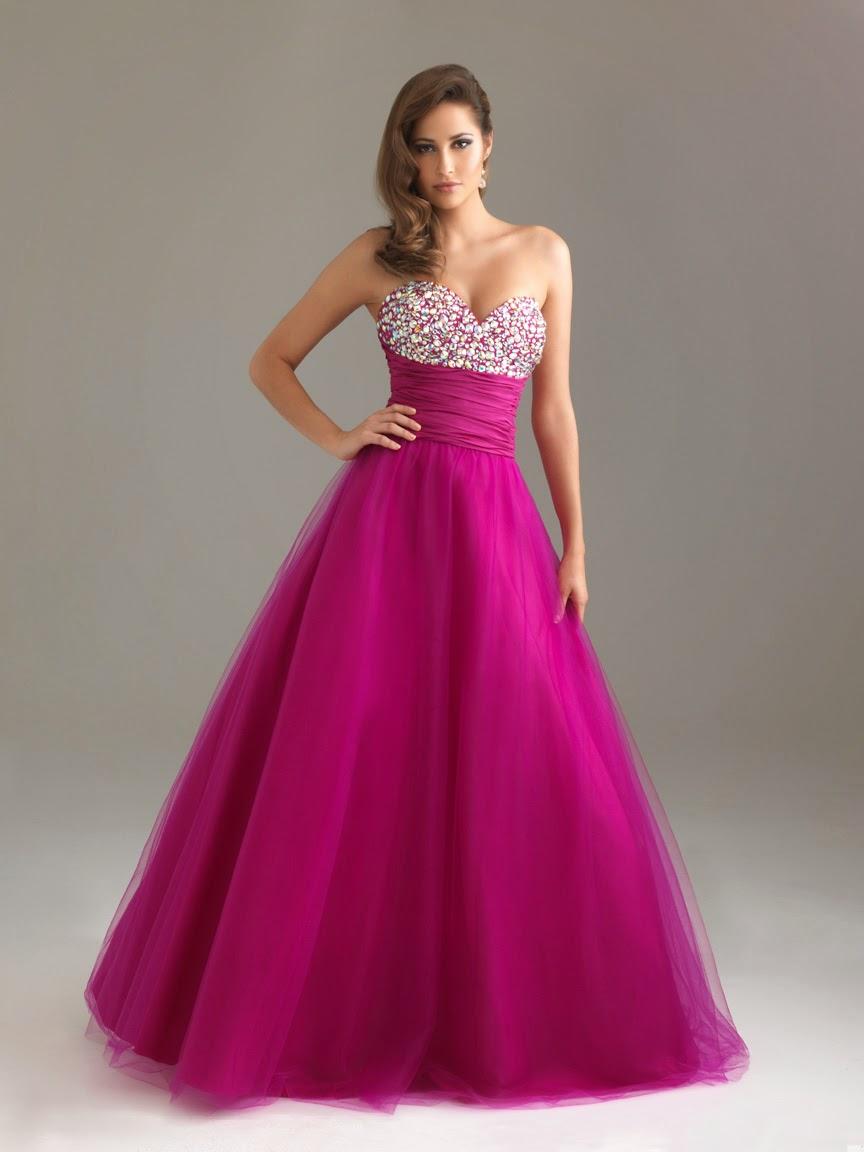 Maravillosos vestidos de graduación | Tendencias | 101 Vestidos de ...