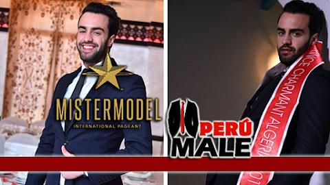 Mister Model International Algeria 2017