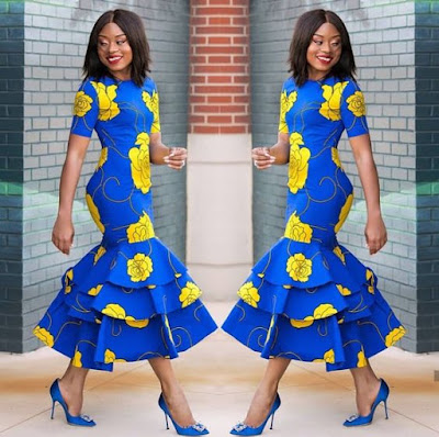 Ankara is one of the foremost recognizable or preferred fabrics in Nigeria ✘ 37 Native Ankara Styles Attires For Nigerian Ankara Styles Catalogue 2020