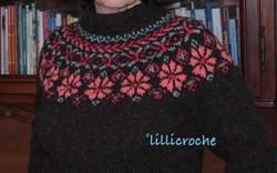 Jacquard de Lillicroche