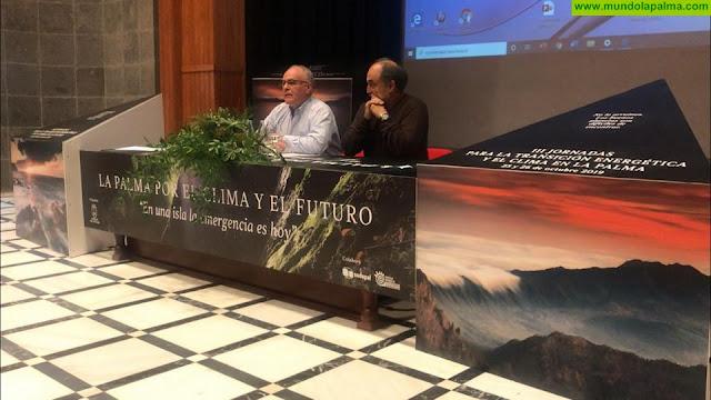 El Cabildo celebra con éxito las III Jornadas de Transición Energética