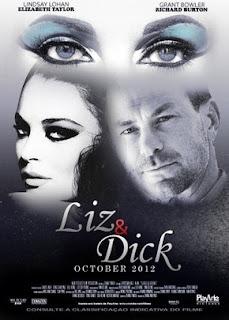 baixar capa Liz & Dick   WEBRip AVI + RMVB Legendado